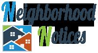 Neighborhood Notices Websites